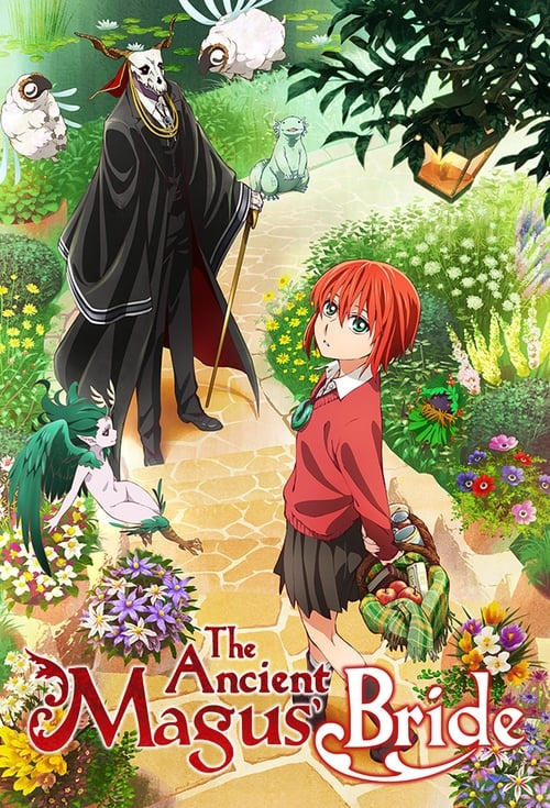 Watch The Ancient Magus' Bride (2017) in English Online Free | 720p BrRip x264