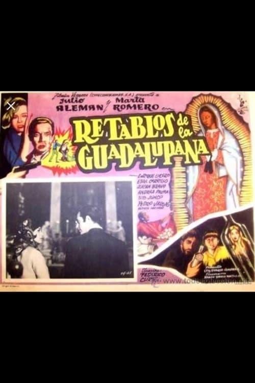 Retablos de la Guadalupana