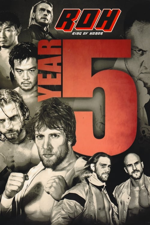 Ring of Honor: Year 5