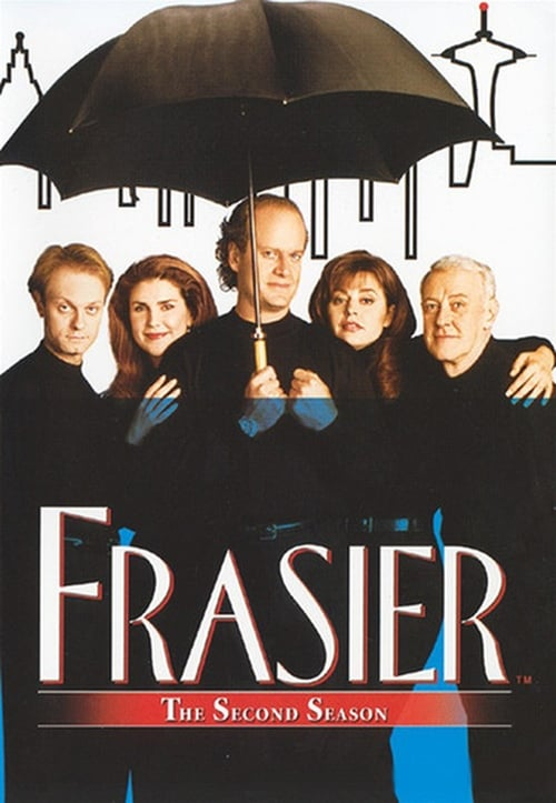 Watch Frasier Season 2 in English Online Free