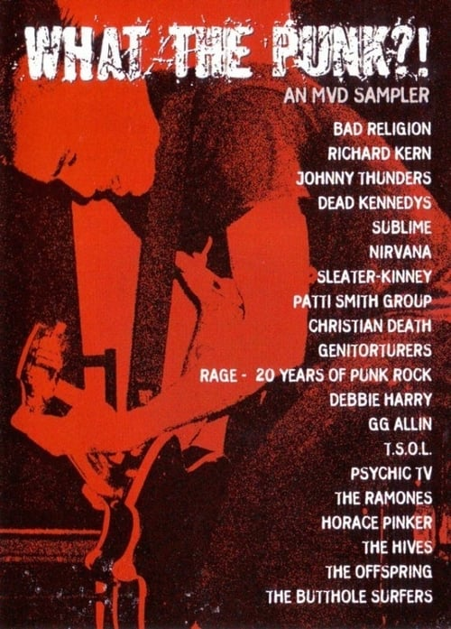 What the Punk - An MVD Sampler