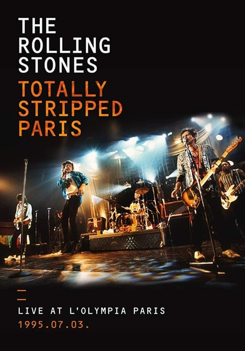 The Rolling Stones: Live from Paris 1995