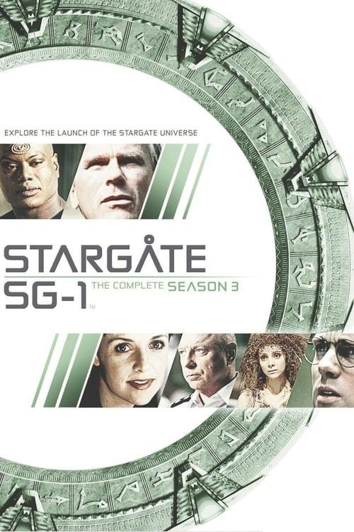 Watch Stargate SG-1 Season 3 in English Online Free