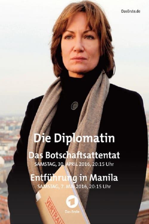 Die Diplomatin