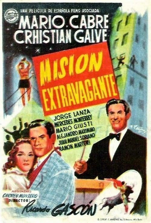 Misión extravagante