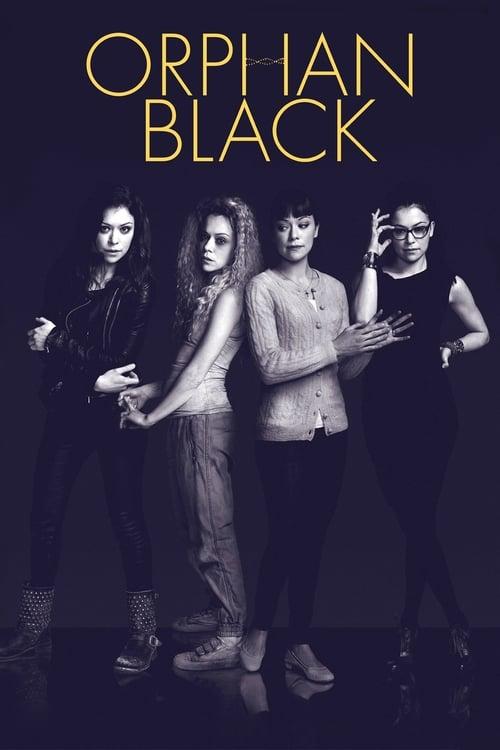 Watch Orphan Black (2013) in English Online Free | 720p BrRip x264