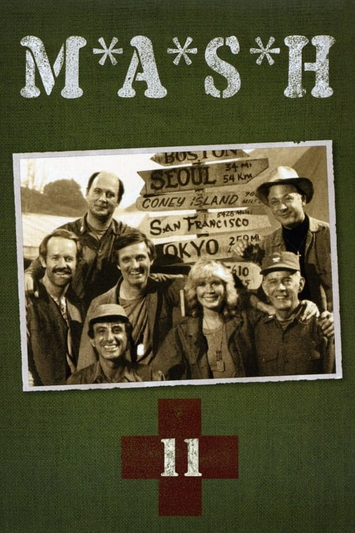 Watch M*A*S*H Season 11 in English Online Free