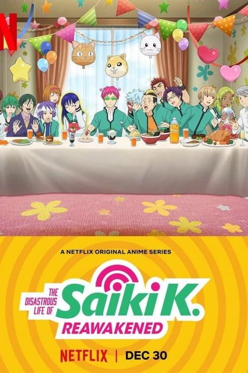 The Disastrous Life of Saiki K.: Reawakened