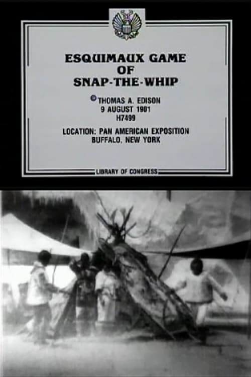 Esquimaux Game of Snap-the-Whip
