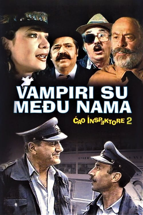 Hi, Inspector 2 - Vampires Are Among Us