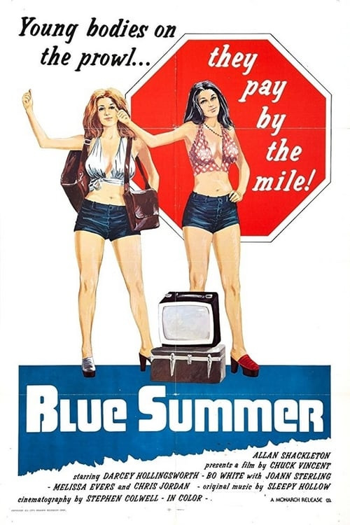 Largescale poster for Blue Summer