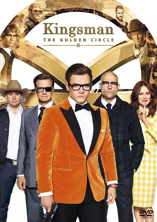 Kingsman: The Golden Circle poster