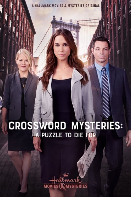 Crossword Mysteries A Puzzle to Die For