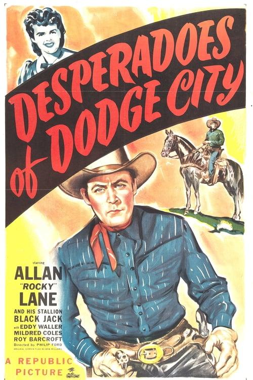 Desperadoes of Dodge City