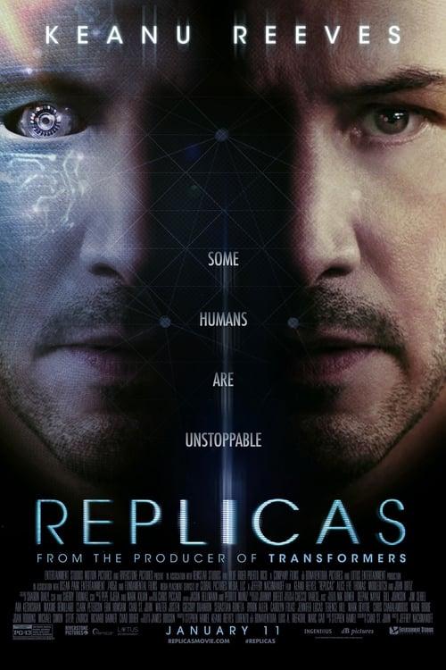 Replicas poster