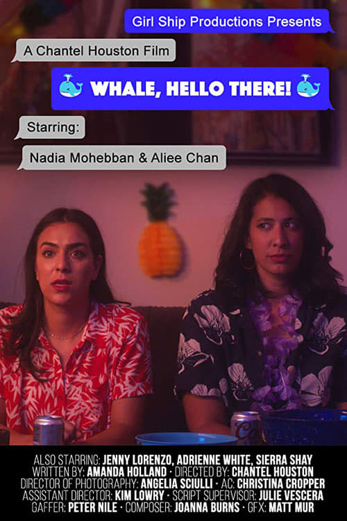 [15+ DVDRIP] Free Youtube Whale, Hello There 2019 Movie Download