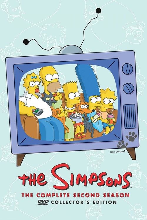 Watch The Simpsons Season 2 in English Online Free