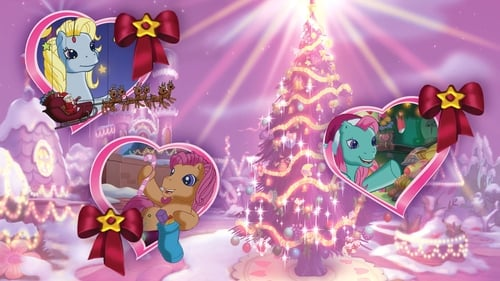 My Little Pony: A Very Minty Christmas Poster
