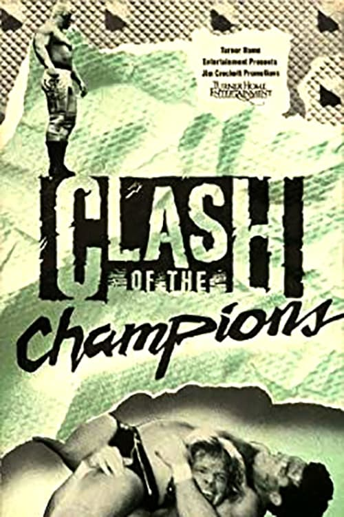 WCW Clash of The Champions