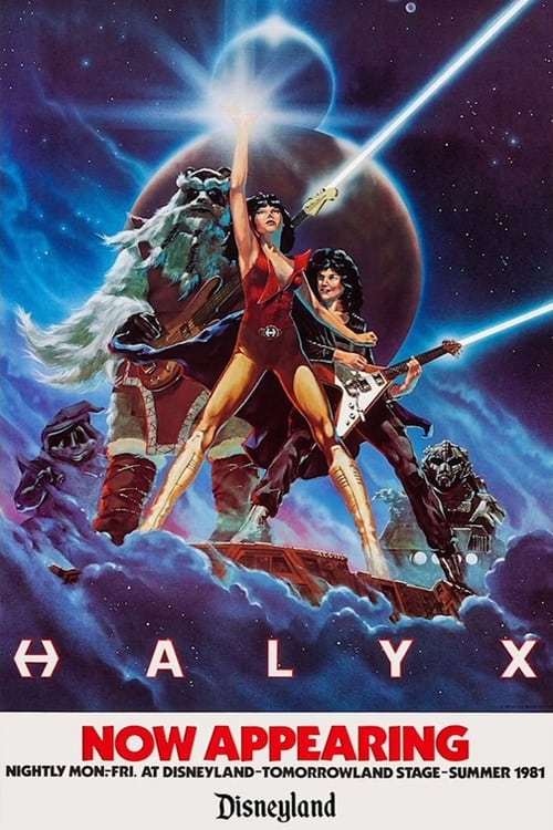 Live from the Space Stage: A HALYX Story