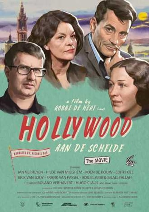 Hollywood on the river Scheldt