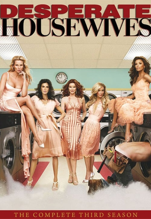 Watch Desperate Housewives Season 3 in English Online Free