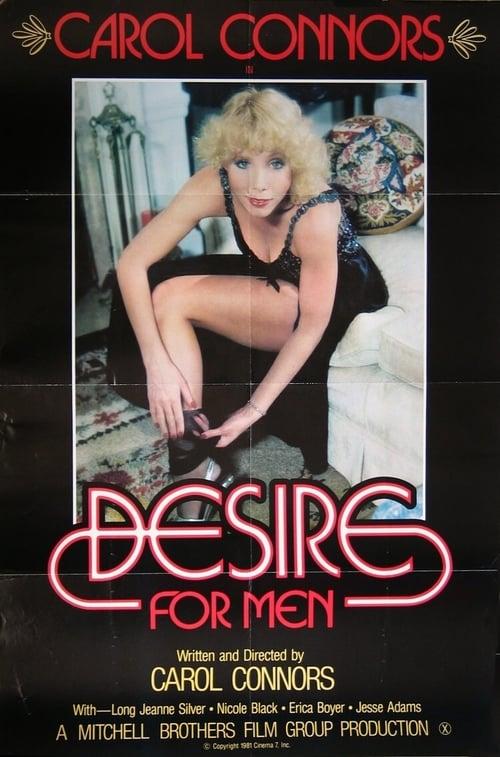 Desire for Men