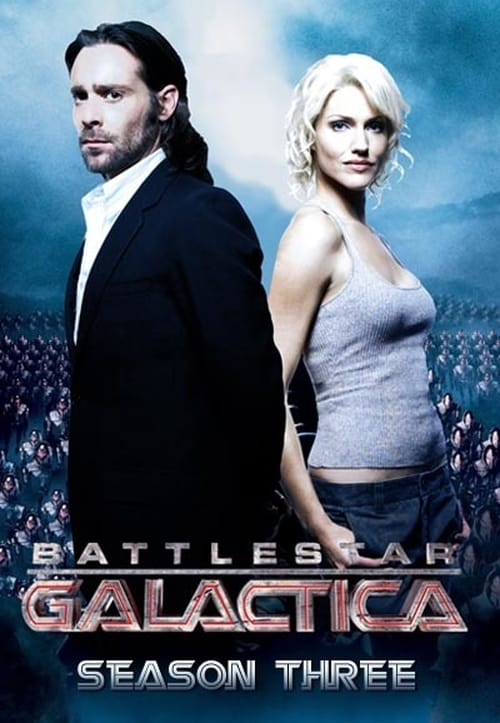 Watch Battlestar Galactica Season 3 in English Online Free