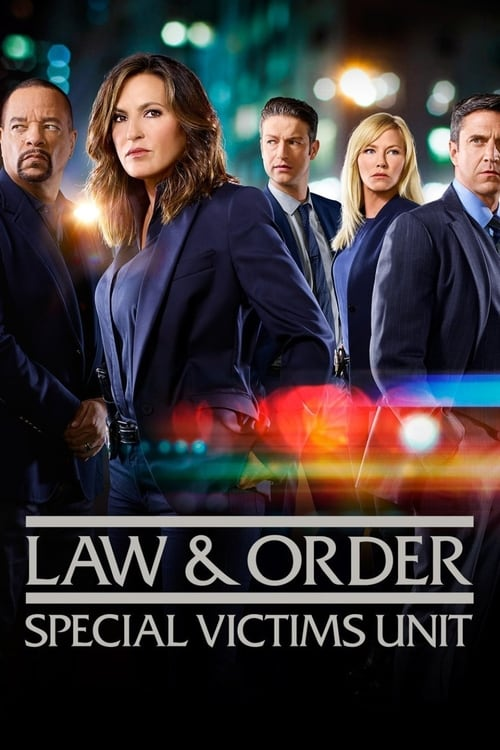 Law & Order: Special Victims Unit - The Book of Esther