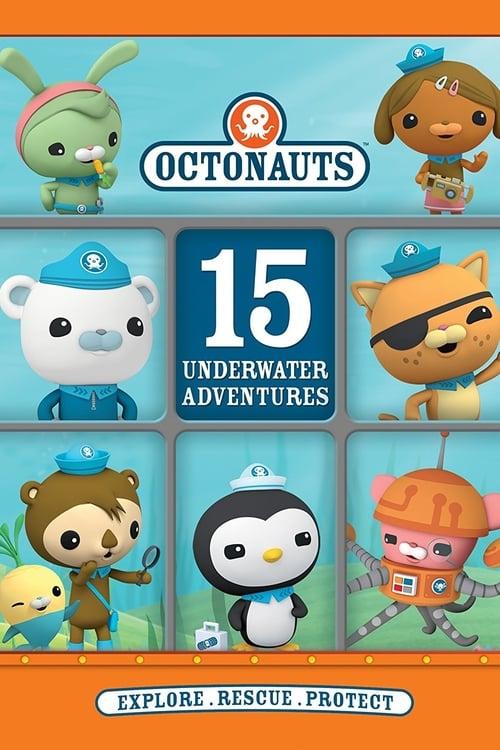 Octonauts - 15 Underwater Adventures