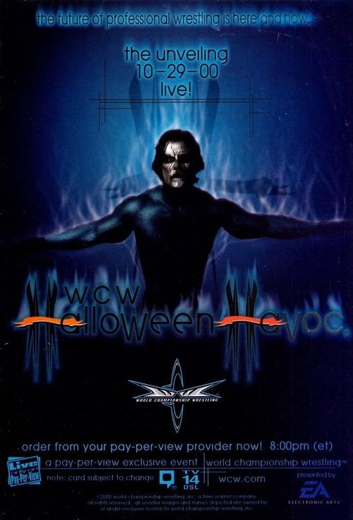 WCW Halloween Havoc 2000