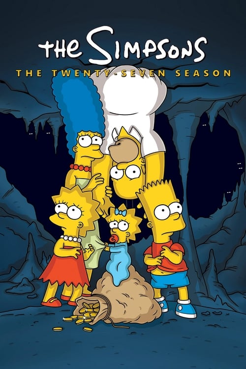 Watch The Simpsons Season 27 in English Online Free