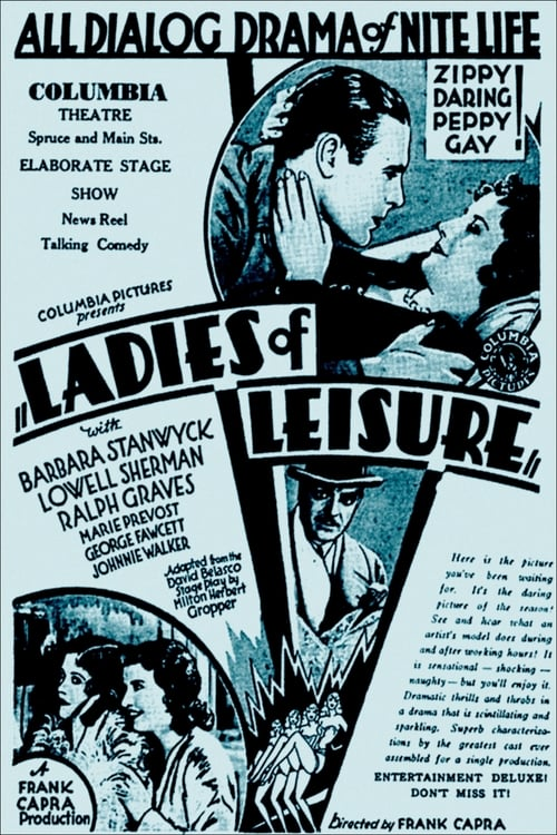 Watch Ladies of Leisure Full Movie Download