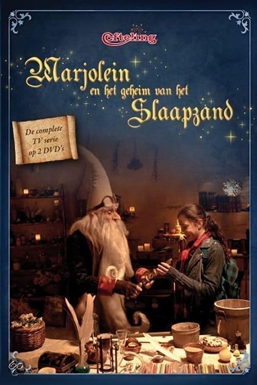 Marjolein en het geheim van het Slaapzand