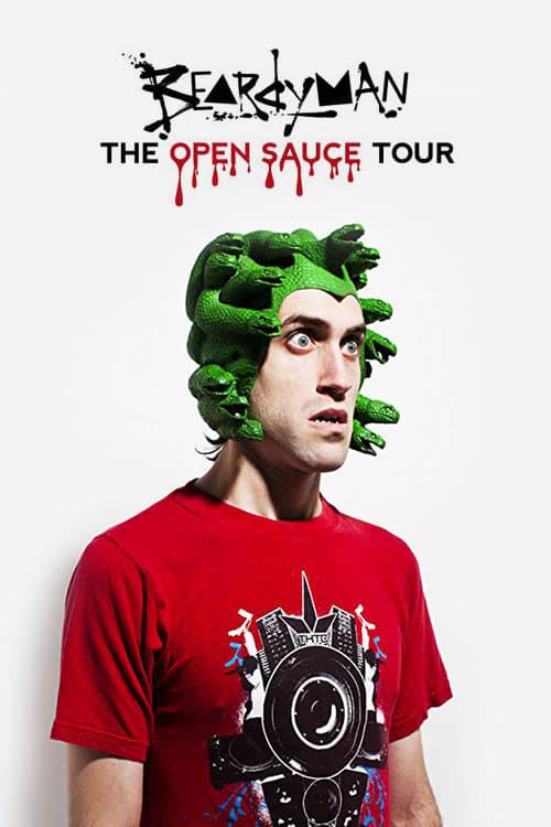 Beardyman - the Open Sauce Tour 2010