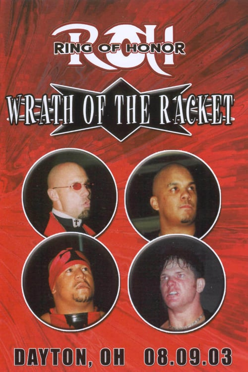 ROH Wrath of the Racket