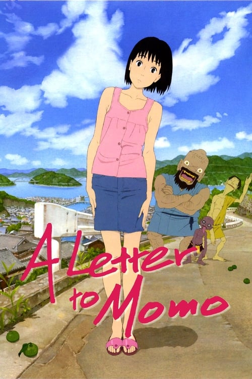 Image A Letter to Momo