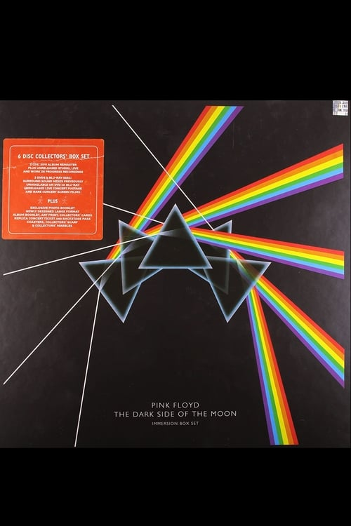 Pink Floyd: The Dark Side Of The Moon - Immersion Box Set