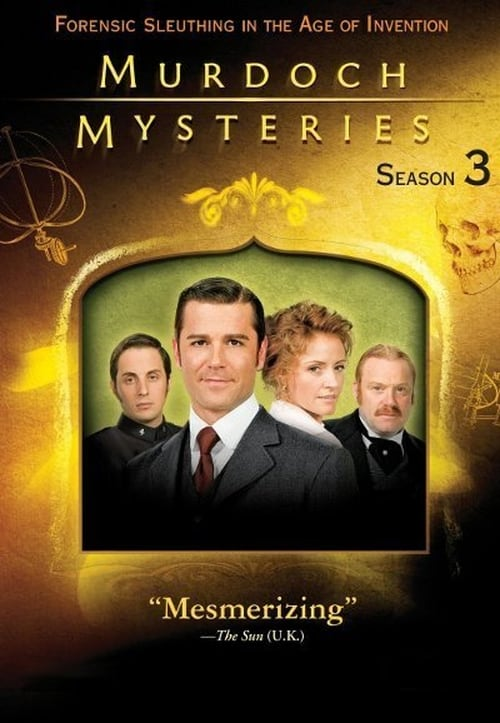 Watch Murdoch Mysteries Season 3 in English Online Free