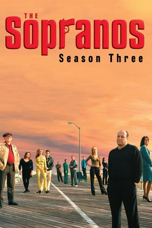 Watch The Sopranos Season 3 in English Online Free
