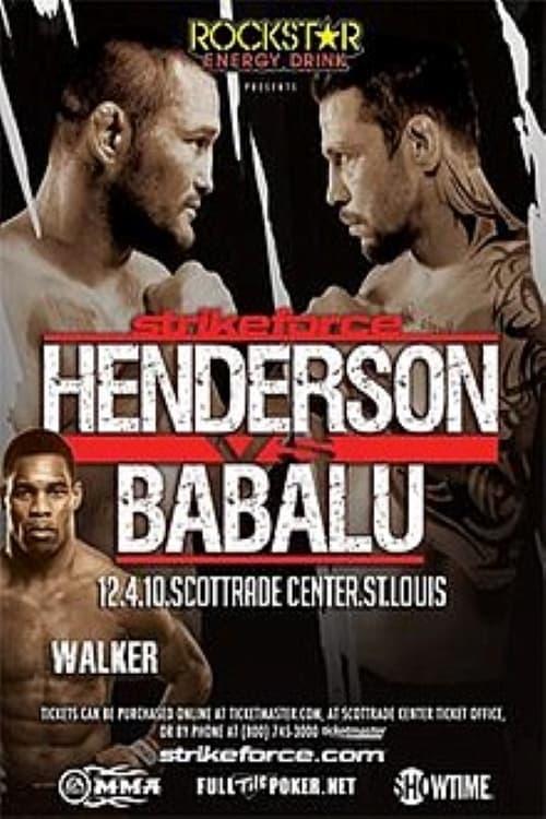 Strikeforce: Henderson vs. Babalu II