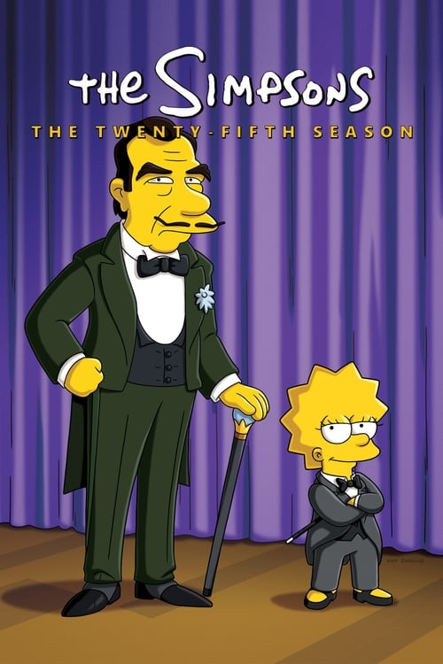 Watch The Simpsons Season 25 in English Online Free
