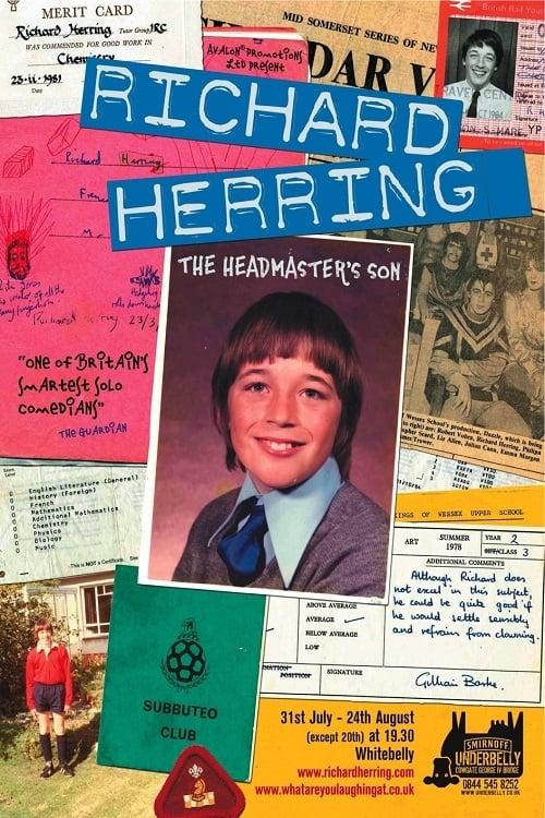 Richard Herring: The Headmaster's Son