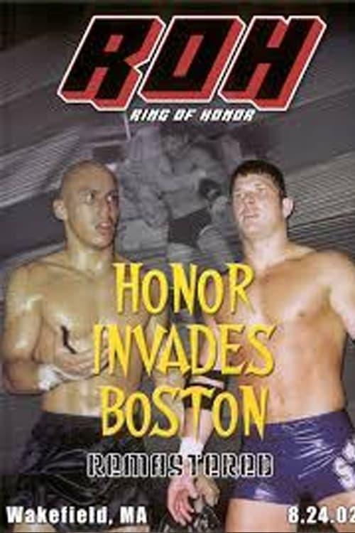 ROH Honor Invades Boston