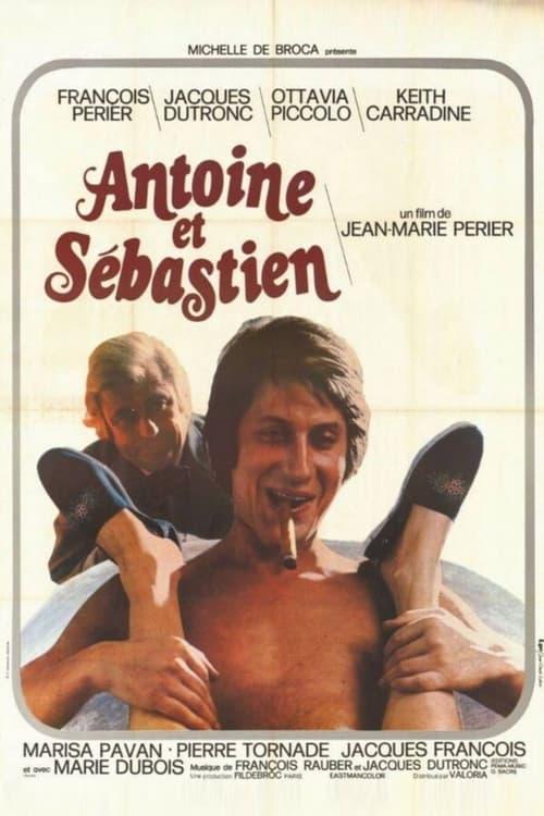 Antoine and Sebastian