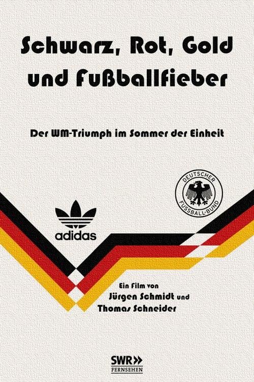 Schwarz, Rot, Gold und Fußballfieber