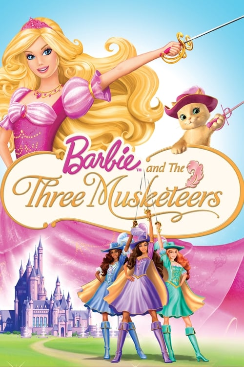 Barbie and the Three Musketeers (*)