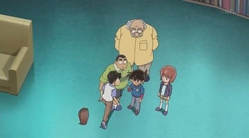 Detective conan movie 8 part 11
