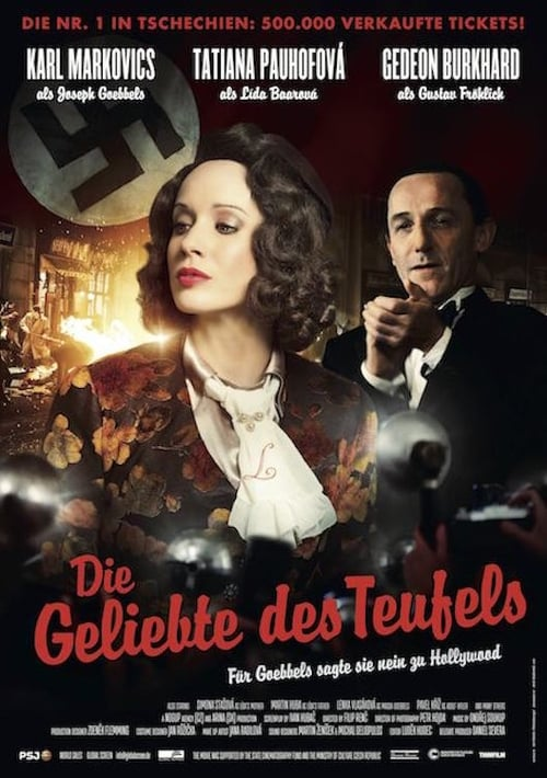 Poster von Lída Baarová- Die Geliebte des Teufels