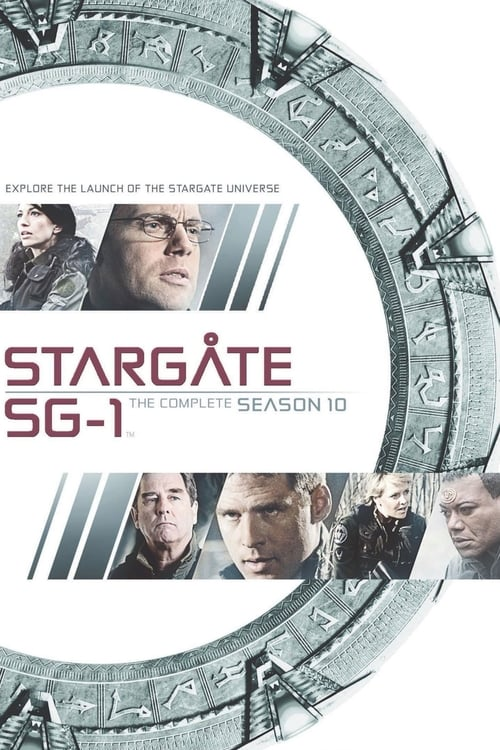 Watch Stargate SG-1 Season 10 in English Online Free